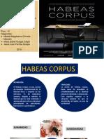 Habeas Corpus Ppt