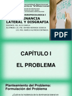 Dominancia Lateral y Disgrafia