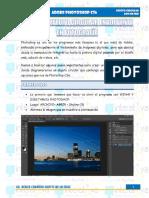 Photoshop - Efecto Circular Con Filtro