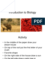 Introduction to Biology Demo