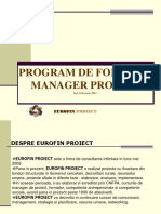 curs manager