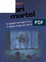 Peur Bleue 01 Pari Mortel - Stine R.L
