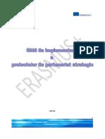 Ghid implementare proiecte Erasmus