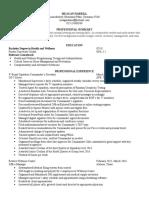 new resume 7-20-18
