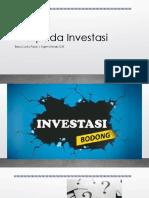 Waspada Investasi (UAS)
