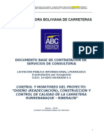 DBC Control y Monitoreo RURRE RIBE