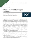 Paul Preston_Llum i Ombres a 'Homenatge a Catalunya'__articulo en SegleXX_revista Catalana Dhistoria n10_2017