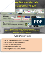 Cellulose Nanomaterials – Technical State of Art