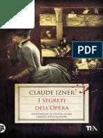 Claude.izner I.segreti.dell.Opera.2016er