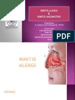 rinitis alergi dan vasomotor bismillah.ppt