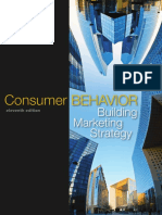 Consumer Behaviour Pr11