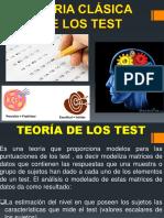 Teoria de Los Test