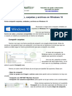 Win10 Compartir Carpetas Win10