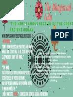The Baghavad Gita - Poster.
