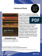 Jazz Theory From Basic to Advanced Study