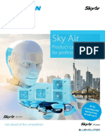 Sky Air Product Catalogue for Professional Network ECPEN18-100 English