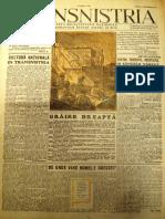 Transnistria anul I, nr. 13, 20 oct. 1941