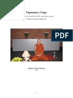 Vipassana e Yoga