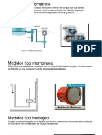Medidor manométrico