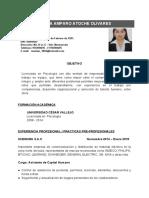 Cv - Ultimo - Trujillo