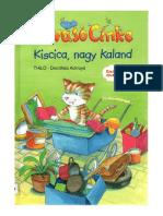 Olvasó Cinke-Kiscica, Nagy Kaland