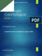 Semiología Odontológica Clase Signos Vitales