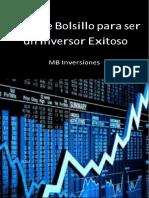 Libro de Bolsillo_ Cómo Ser Un Inversor Exitoso