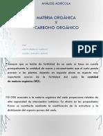 Presentacion Final de Analisis Agricola.