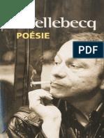 Houellebecq, Michel - Poésie