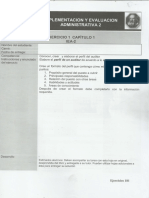 Ejercicios de Implementacion 2 en Blanco