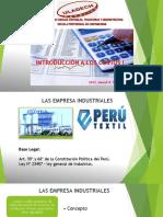 4.- Empresa Industrial