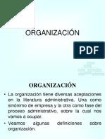 6. Caract. de La Organiz.
