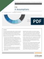 2018 Long-Term Capital Market Assumptions--(J.P. Morgan Asset Management)