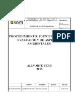SGA-AL-01-P -PROCEDIMIETO IAEIA 2015.doc