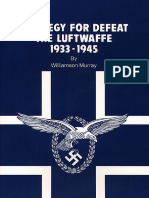 STRATEGY FOR DEFEAT THE LUFTWAFFE 1933 -1945