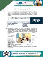Evidence_My_profile Actividad 1 Sena