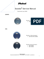 IRobot Scooba Service Manual