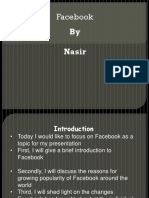 Nasir Presentation Facebook