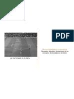 La Táctica en El Fútbol