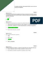 RAP4_EV02 -Prueba de Conocimiento-Cuestionario de Preguntas Sobre Auditoria y Revisión Por La Alta Dirección Del SG-SST