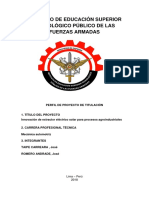 Perfil Oblitas II