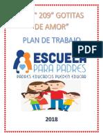 Plan de Escuela de Padres