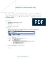 012 Hadoop Installation