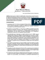 Resolucion 0084-2018 -JNE - Declaracion Jurada de Bienes y Rentas 2018