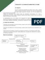 Modulo 05 Seleccion de Proveedor y El Volumen Optimo Del Pedido