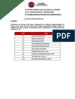 Evaluación de Planeación de Proyectos Hidráulicos - CAPI