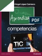 Aprendizaje, Competencias y TIC - Miguel Ángel López Carrasco.pdf