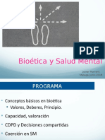 bioética Málaga junio 22