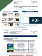 Cotización Plantilla Civil 3d