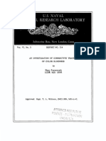 An Investigation of Corrective Training of Color Discrimination in Us Naval